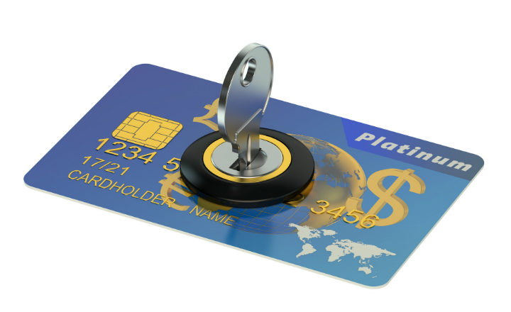 カードのセキュリティ